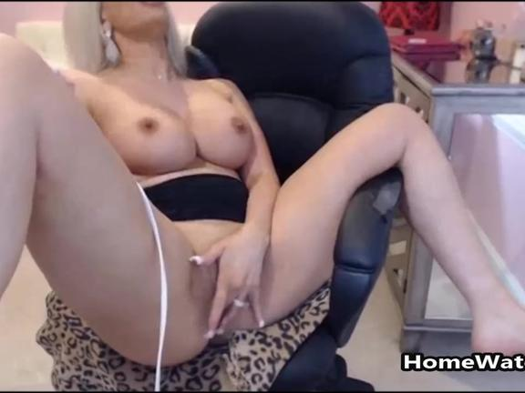 Fake Tits Blonde Craving For A Big Cock To Fuck Her