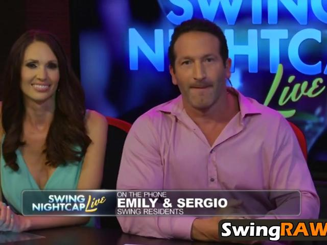 Swinger reality show ends up like great fucking orgy