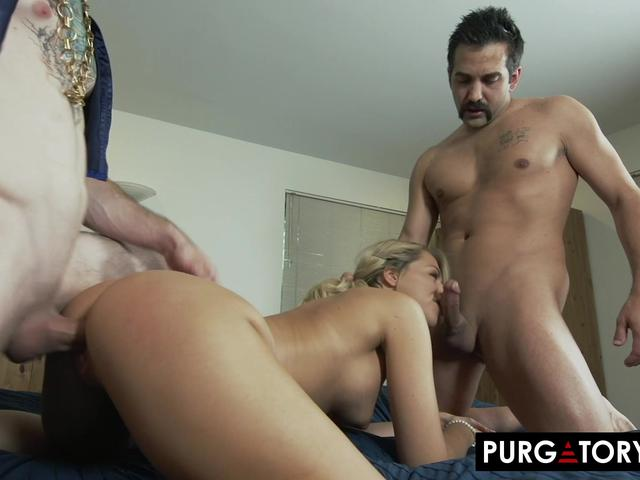 PURGATORYX Genie Wishes Part 3 with Zoey Monroe