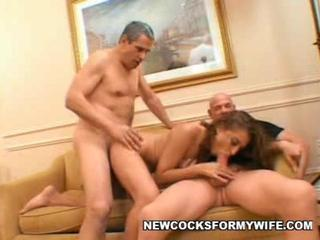 Hot Wife Threesome