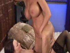 Deauxma sex lesbians with mature lingerie
