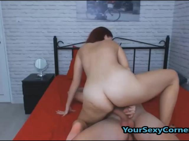 Creampied My Redhead GFs Pussy Hope She Is On Pills
