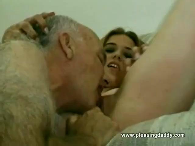 Innocent Babe  Gets Banged By One Old Pervert