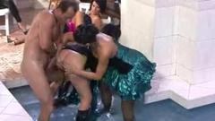 Enjoy as these naughty sluts being screwed by lucky dicks. ...