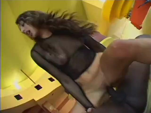 LustyLatina Works In Massive Chocolate Anal Fuck