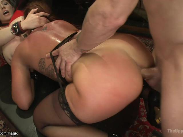 Hot sluts rough banged and cummed