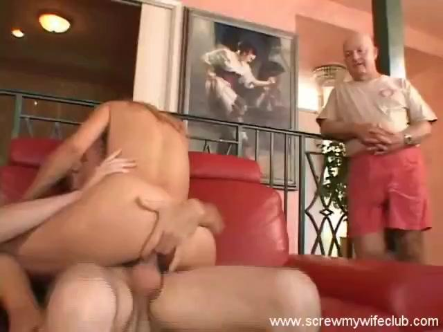 Hot MILF Nails Another Stud In Front Of Husband
