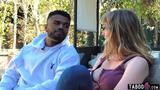 Lena Paul fucking with her real life black boyfriend Troy Francisco