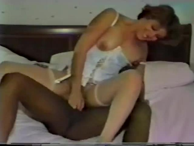 Hungry MILF Gets Insanely Fucked By A Throbbing Dark Hard-On