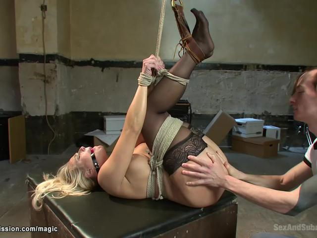 Student ties and anal fingers professor