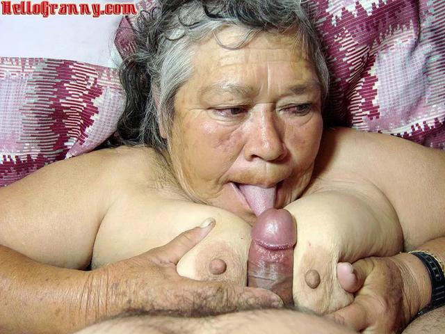 HelloGrannY Photo Collection of Mature Latinas
