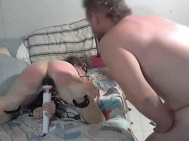 My Slave Patty spanked and penetrated