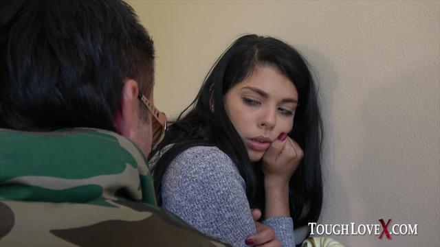 TOUGHLOVEX Gina Valentina punished for being a bad girl