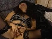 See this horny blonde tart tongues this yummy boner. She ...