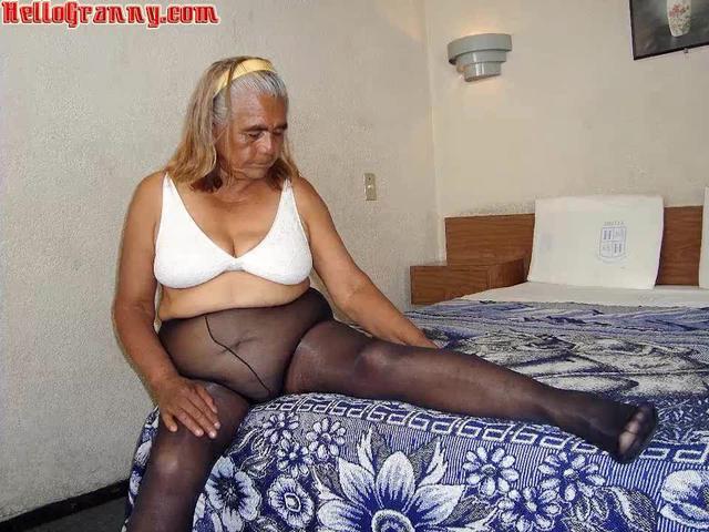 HelloGrannY Well Aged Latin Ladies Amateur Pics