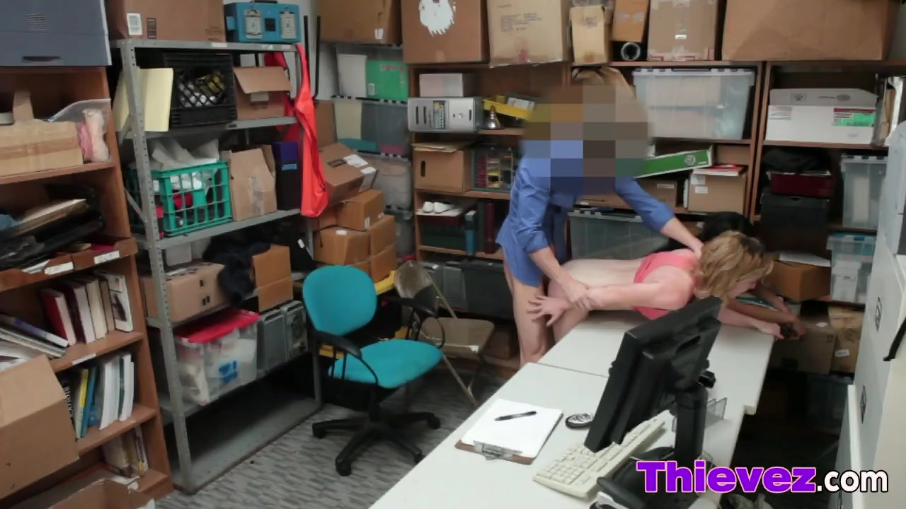 Bonnie Grey and her friend Maya Bijou are thieves so they must be punished