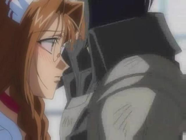 Anime Jizz Whore Gets Rammed With Dick!