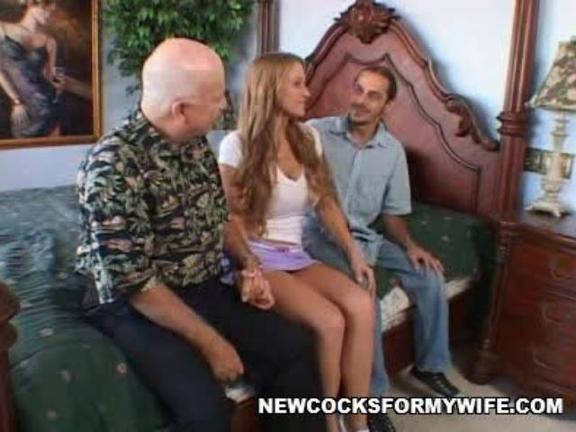 Busty Housewife's Porn Flick