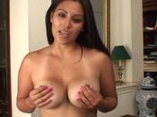 Watch that sexy brunette blonde removes her garments to flaunt ...