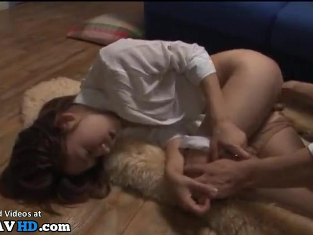 Jav beauty having rough sex at home - More at Elitejavhd.com