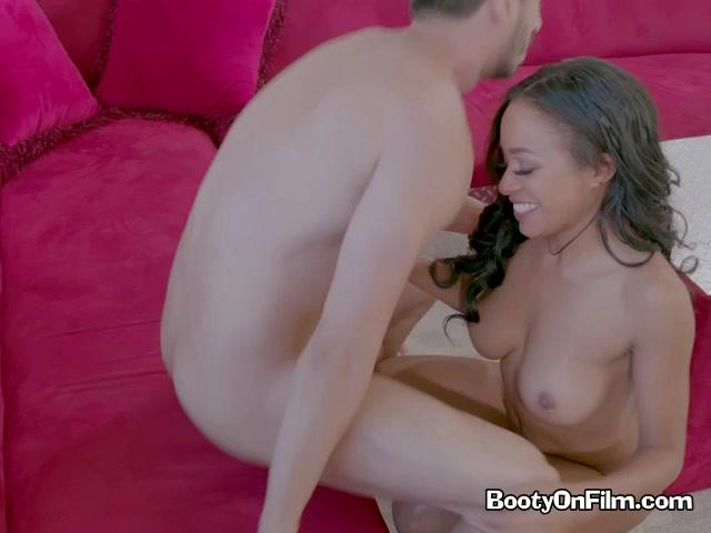 Ebony Hoe Anya Ivy Has Her Cunt Pleasured