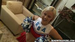 Sorority Girl Gets Drilled By Boyfriend's Hard-On